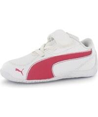 Tenisky Puma Drift Cat 5 L dět. bílá/růžová