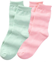 Topolino 2 páry pletených ponožek