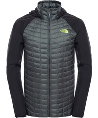 The North Face ThermoBall Hybrid doudoune synthétique green/black