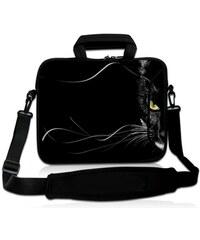"""Huado taška přes rameno 10.2"""" Černá puma"""