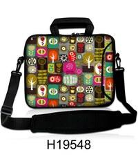 "Huado taška přes rameno 15.6"" Etno style"