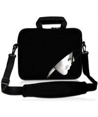 """Huado taška přes rameno 15.6"""" Temný"""