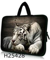 """Huado taška na notebook do 17.4"""" Tygr sibiřský"""