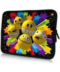 "Huado pouzdro na notebook 11.5"" Funny day"