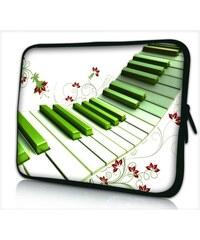 """Huado pouzdro na notebook 11.5"""" Zelené piáno"""