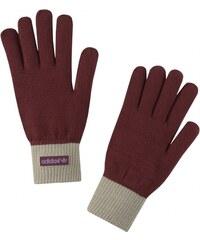 adidas Zimní rukavice GLOVE PADDED - Vínovo M30699