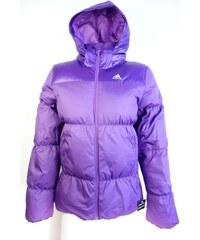 adidas Dívčí zimní YG J ICONIC JKT - W53378