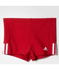 adidas sportovní koupací boxerky I 3S BX - Červené AB6905