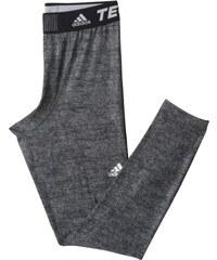 adidas sportovní funkční legíny TF BASE W TI - Šedé AB4849