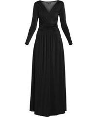 CoutureOne SAMANTHA Jerseykleid schwarz