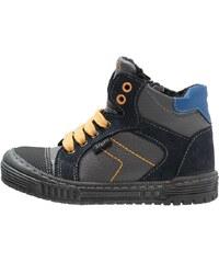 STUPS Sneaker high nero/grigio