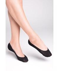 Ponožky Gabriella Stopki-bawełna code 622, černá