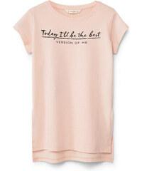 MANGO KIDS T-Shirt Coton Message