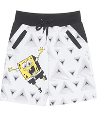 PATRICK LOVES SPONGEBOB by PM Mono Spongebob Black & White