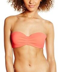 Calvin Klein underwear Damen Bandeau Bikinioberteil STRUCTURED, Gr. 32C, Rosa (FRAGOLA PINK 675)