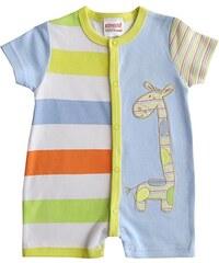 Schnizler Unisex Baby Spieler Interlock Giraffe