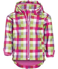 Playshoes Kinder Softshell-Jacke Karo