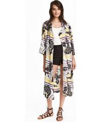 H&M Vzorované kimono