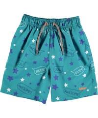 Plážové kraťasy Lee Cooper AOP Swimming dět.