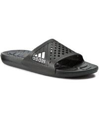 Nazouváky adidas - Kyaso S78121 Cblack/Msilve/Cblack