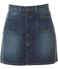Pepe Jeans London Tate - Rock - jeansblau