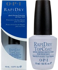 OPI RapiDry Top Coat - Traitement pour ongles 15 ml - nacre