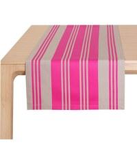 Jean Vier Maia - Chemin de table - rose