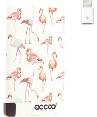 Accoo Pink Floyds - Chargeur Nomade pour Smartphones - rose