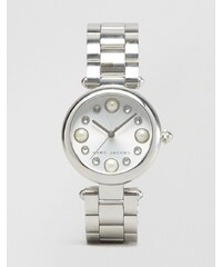 Marc Jacobs - Dotty - Silbrige Uhr MJ3475 - Silber