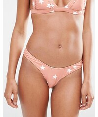Minimale Animale - Star - Bas de bikini - Beige