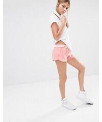 Ocean Drive - Gestreifte Shorts - Rosa