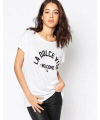 South Parade - La Dolce Vita - T-shirt - Blanc