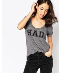 South Parade - T-shirt imprimé Rad - Gris