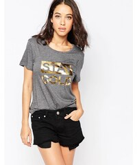 South Parade - Stay Gold - T-shirt - Gris