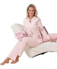 Große Größen: Schlafanzug, Ringella, rosé, Gr.36/38-52/54