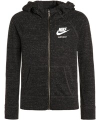Nike Performance GYM VINTAGE Sweatjacke black