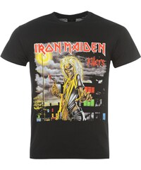 Tričko Official Iron Maiden pán.