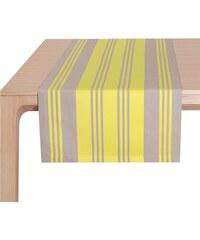Jean Vier Maia - Chemin de table - jaune