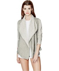 GUESS GUESS Jacey Cover-Up Jacket - true white multi
