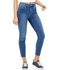 GUESS GUESS Tahiana High-Rise Skinny Jeans - medium wash