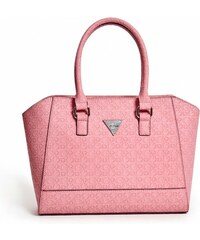 GUESS GUESS Swoon Logo Carryall - coral