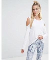 Varley - Euclid - Sweatshirt - Weiß