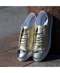Balada dámské boty Wealth zlaté vel. 36