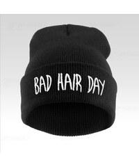 Wayfarer Čepice Beanie Bad hair černá