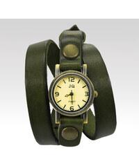 JQ Belt 7107 zelené