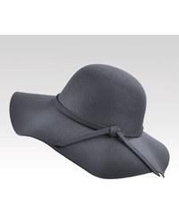 Wayfarer dámský klobouk West šedý