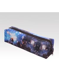 Wayfarer školní penál Galaxy modrý.