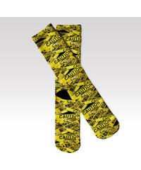 Wayfarer dámské ponožky Caution