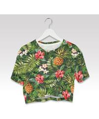 Wayfarer Crop-top tričko Tropical