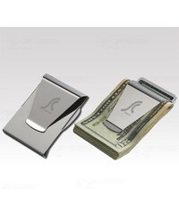 Slim Clip kovová spona na peníze